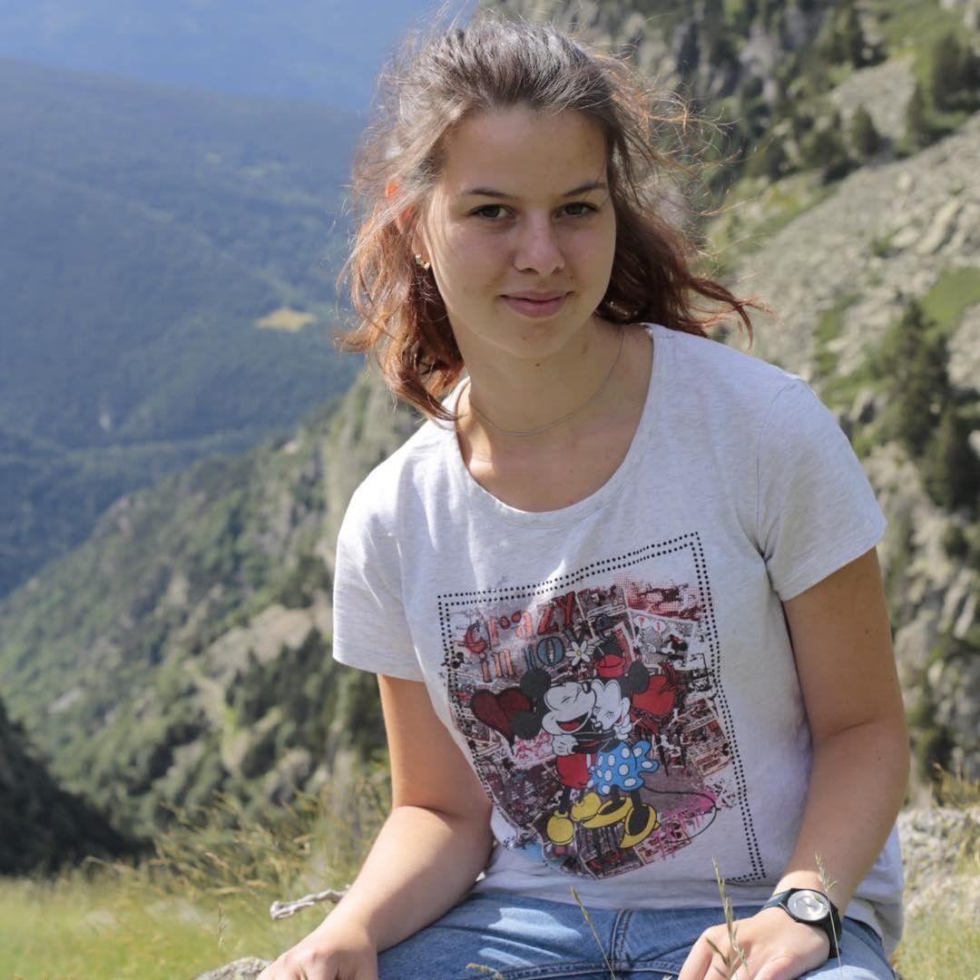 Егорова Мария Дмитриевна
